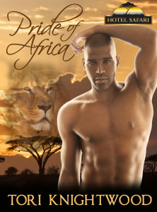 Pride of Africa cover