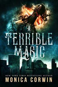 A Terrible Magic cover